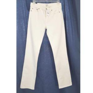 NWT  J. Crew Jeans -  Straight & Narrow - Waist 26